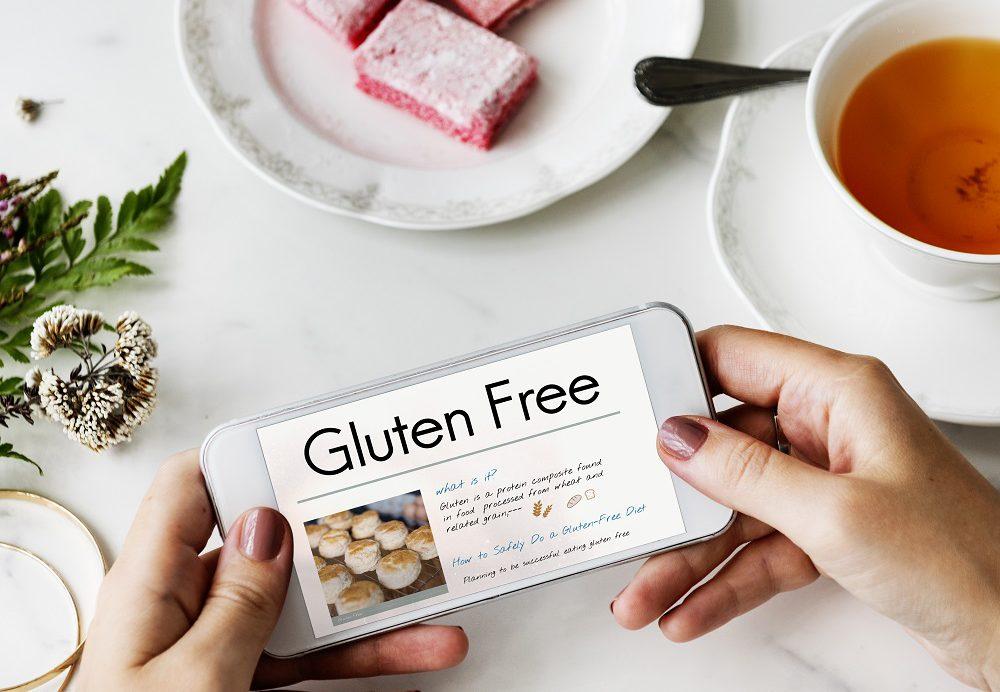 gluten-free-auf-smartphone