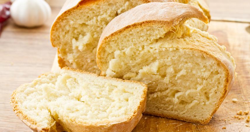 kruh z jogurtom