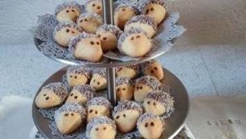 Čokoladni ježki v spomin na šolo