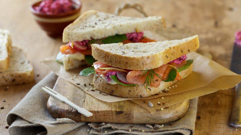 Brezglutenski polnozrnati kruh – Cereale del Mastro Panettiere
