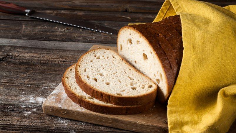 Brezglutenski domači kruh - Landbrot