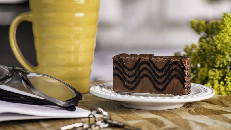 Brezglutenski biskvit s kakavom – Pausa Ciok