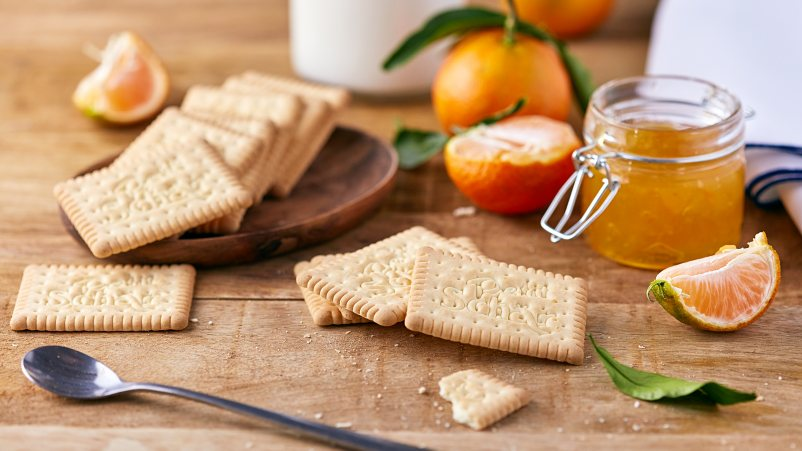 Brezglutenski masleni keksi – Petit – Biscotto classico