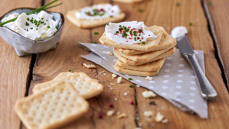 Brezglutenski krekerji – Snackers
