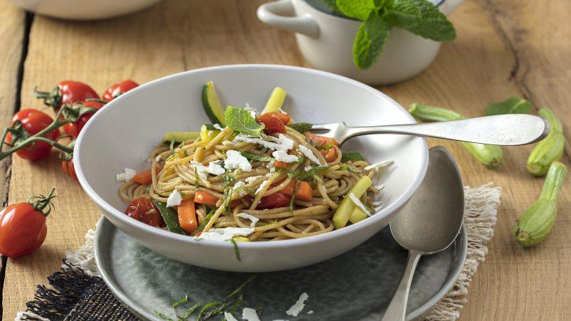 Spaghetti ai cereali – 250g