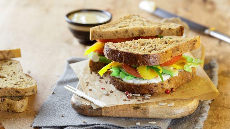 Brezglutenski polnozrnati kruh – Vital del Mastro Panettiere