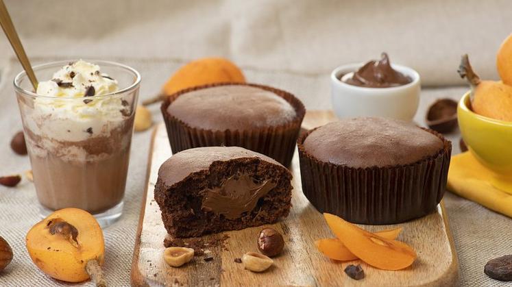 Brezglutenski kakavovi kolački – Meranetti
