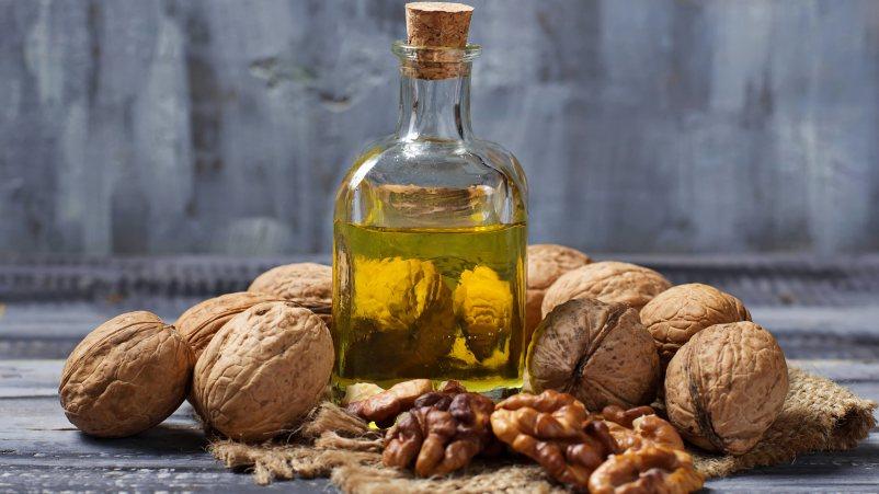 Orehi in ostali oreščki so prav tako pomembni za celiakaše
