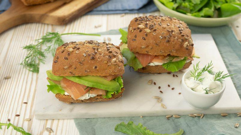 Brezglutenski kruh s semeni- Pane con semi (zamrznjen)