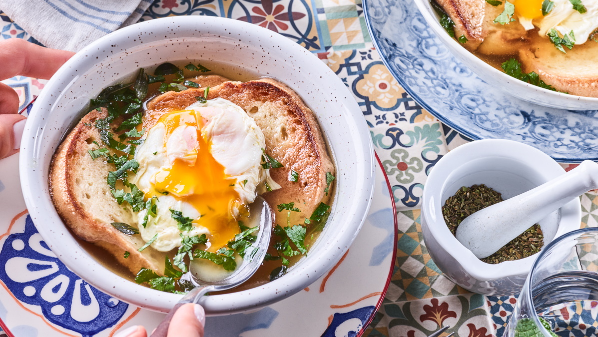Portugalska juha iz kruha