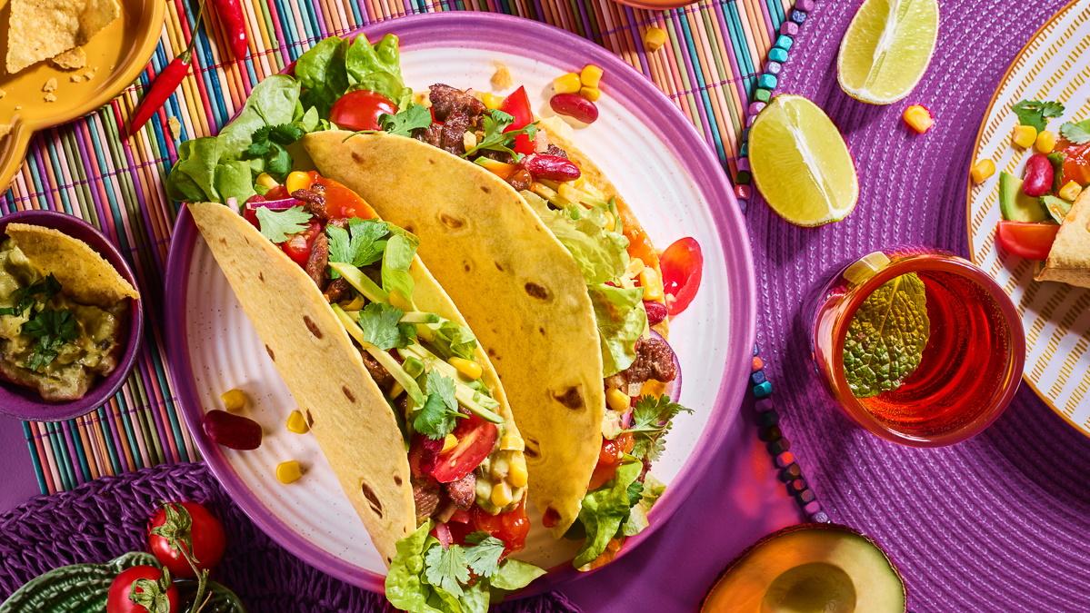Taco Lupinice