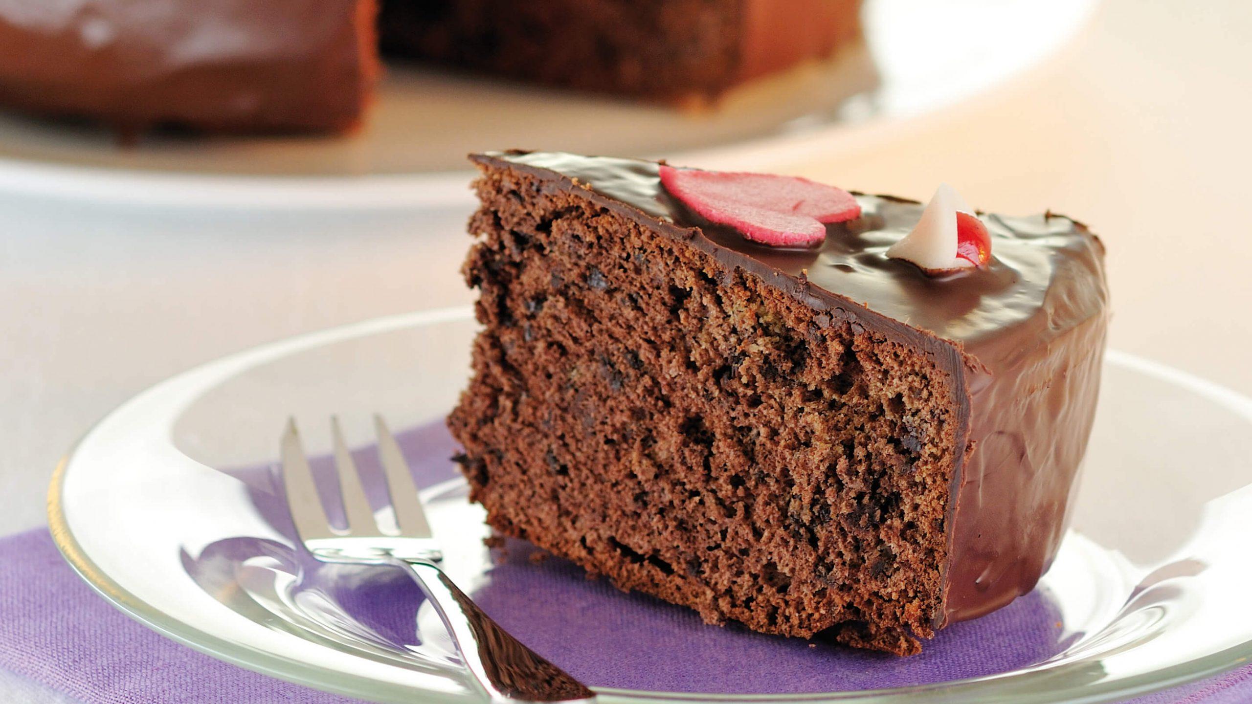 Najboljša čokoladna torta brez glutena